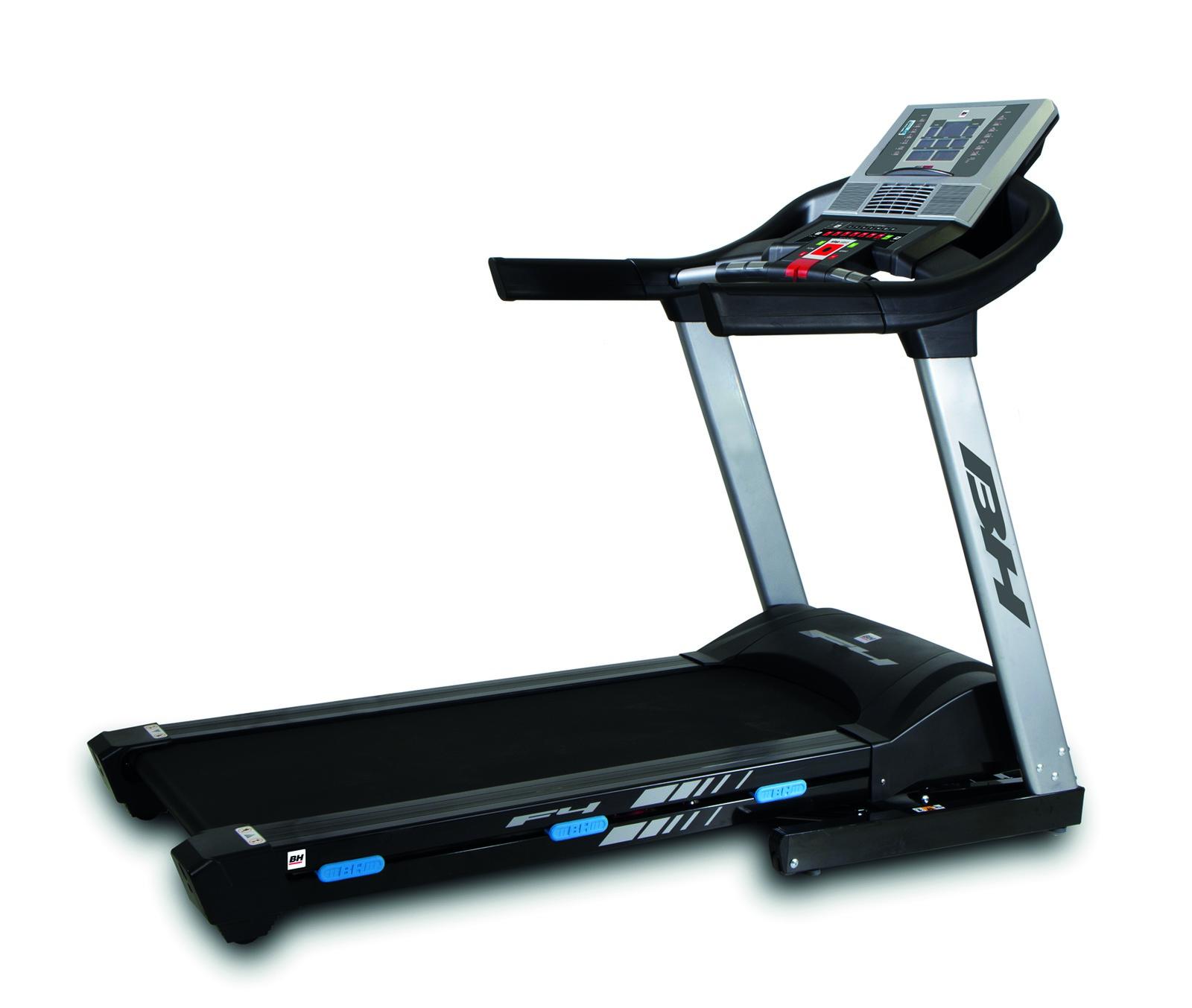 BH I.F4 Folding Treadmill with Bluetooth